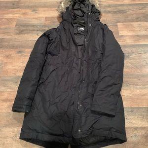 North Face Arctic Parka Jacket